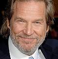 Jeff Bridges At Arrivals For Premiere by Everett