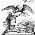 Jefferson: Cartoon, 1800 by Granger