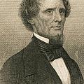 Jefferson Davis, President by Photo Researchers