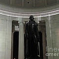 Jefferson In The Dark by Meandering Photography