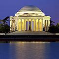 Jefferson Memorial by Brian Jannsen