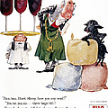 Jell-o Advertisement, 1957 by Granger