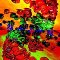 Jelly Bean Jewels 5 by Randall Weidner