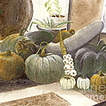 Jennifer's Pumpkins by Jackie Irwin