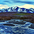 Jenny Creek Dawn by Rick Berk