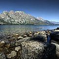 Jenny Lake. by Kim Price