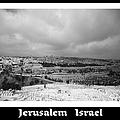 Jerusalem   Israel  by John Shiron
