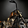 Jesse James Bike 2 Detroit Mi by Nicholas  Grunas