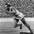 Jesse Owens (1913-1980) by Granger