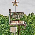 Jess's Drive Inn by Debbie Portwood