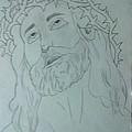 Jesus by Bishoy Girgis