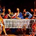 Jesus The Last Supper by Pamela Johnson