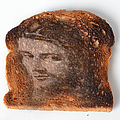 Jesus Toast by Photo Researchers, Inc.