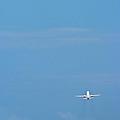 Jet Airplane Take-off by Ed Gleichman
