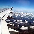 Jet Blue Takeoff by Brianna Thompson