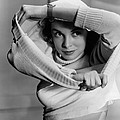 Jet Pilot, Janet Leigh, 1950, Released by Everett