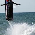 Jet Ski by John Crothers