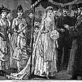 Jewish Wedding, C1892 by Granger