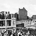 Jfk In Berlin, 1963 by Granger
