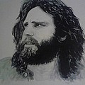 Jim Morrison Last Year Of Life by William McCann