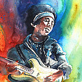 Jimi Hendrix 02 by Miki De Goodaboom