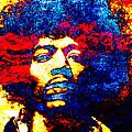 Jimi Hendrix 3 by J  - O   N    E