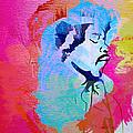 Jimmy Hendrix by Naxart Studio