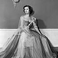 Joan Bennett, Ca. Early 1950s by Everett