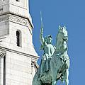Joan Of Arc Iv by Fabrizio Ruggeri