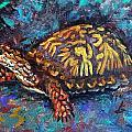Joe Turtle by Leslie Hoops-Wallace