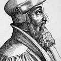 Johannes Oecolampadius by Granger