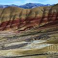 John Day Painted Hills by Adam Jewell