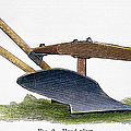 John Deere Plow by Granger