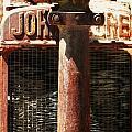 John Deere Radiator  by Vicki Lomay