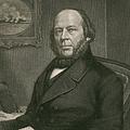 John Ericsson, Swedish-american Inventor by Photo Researchers