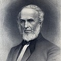 John Greenleaf Whittier 1807-1892 by Everett