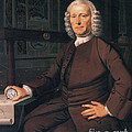 John Harrison, English Inventor by Photo Researchers