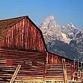 John Moulton Barn by Sue Karski