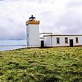 John O Groats Lighthouse by Roger Wedegis