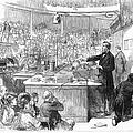 John Tyndall (1820-1893) by Granger