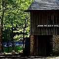 John Wesley Halls Gristmill by Maria Urso
