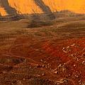 John's Canyon Road San Juan County Utah by Troy Montemayor