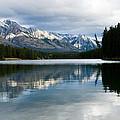 Johnson Lake by Adam Pender