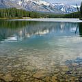 Johnson Lake Rocks by Adam Pender