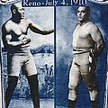 Johnson Vs. Jeffries, 1910 by Granger