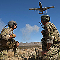 Joint Terminal Attack Controllers Call by Stocktrek Images