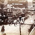 Jollification. Parade Celebrating by Everett