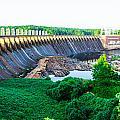 Jordan Dam by Shannon Harrington