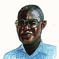 Joseph Bessala by Emmanuel Baliyanga