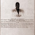 Joseph Cinquez, Lead Fifty-four African by Everett